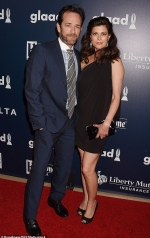 Luke Perry and his fiancée Wendy Madison Bauer had planned their summer wedding