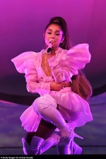 Ariana Grande posts cryptic quote about parting ways with loved
