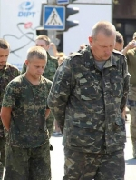 Ukraine submits list of 11 people for prisoner exchange with Russia