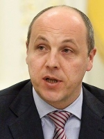 Parubiy calls on U.S. Senate to introduce new sanctions against Russia