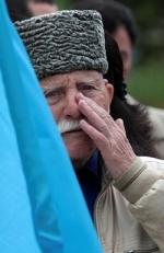 Crimean Tatar activist says occupation authorities set to raze his house