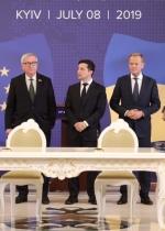 Ukraine, EU sign five financial agreements