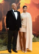 Vin Diesel and Paloma Jiménez dazzle on red carpet of The Lion King premiere in London