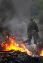 Invaders violate ceasefire near Marinka, no casualties reported