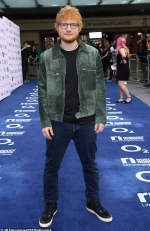 Ed Sheeran's manager reveals the singer puts 'stupid' clauses into his contract for a joke...
