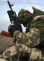 Russian-led forces violate ceasefire in Donbas 12 times, one soldier killed