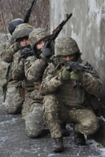 Militants violated ceasefire 11 times in eastern Ukraine in last day