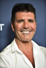 Sharon Osbourne brands Simon Cowell's new teeth 'too big' and claims