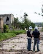Muzhenko, Hug discuss security in JFO area