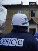 OSCE patrol comes under fire in Donbas