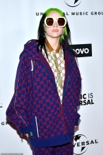 Grammy Awards 2020: Billie Eilish lives it up in Gucci with her brother's stunning girlfriend Claudia Sulewski
