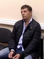 Ukrainian journalist Sushchenko convoyed to penal colony in Russia's Kirov region