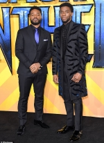 Black Panther director Ryan Coogler pays tribute to the late Chadwick Boseman
