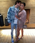 Demi Lovato and fiance Max Ehrich SPLIT after just six months... following