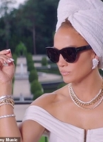 Jennifer Lopez dons racy outfits, gets arrested and heats up a fling with Maluma