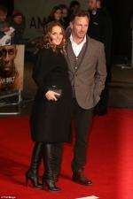 Emma Bunton shares her delight on Twitter as pal Geri Halliwell