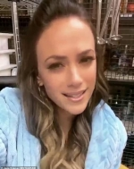 Jana Kramer admits she was 'bothered' by ex-husband Johnathon Schaech's decision to tweet
