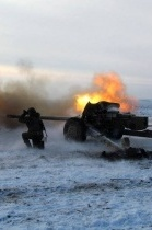 Militants launch 84 attacks on Ukrainian troops in Donbas in last day