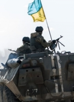 Russian-led forces launch nine attacks on Ukrainian troops in Donbas