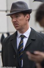 Benedict Cumberbatch reveals he isn't doing Movember as he divulges