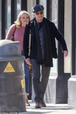 Michael Douglas spotted with Emily Osment as they film The Kominsky Method Season