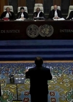 Ukraine's representative at ICJ: Russia's objections must be overruled