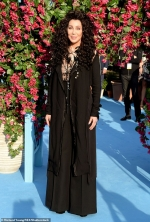 Cher admits she's 'immature and feels like an older teenager' as she reveals