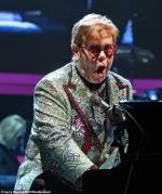 Elton John postpones Orlando, Florida gig with ear infection just