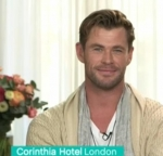 Chris Hemsworth feared 200 of his private photos from Liam's secret wedding to Miley Cyrus