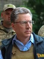 Volker arrives in Donbas, meets with Joint Forces Commander Nayev