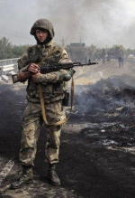 Invaders violate ceasefire in Donbas four times