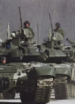 Ukroboronprom shows upgraded T-64 tanks