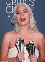 Lady Gaga says of Bradley Cooper's directing Oscar snub for A Star Is Born: 'He knows that