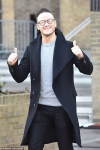 Kevin Clifton, 36, reveals he 'doesn't miss alcohol' after going sober a year ago...