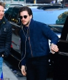 Kit Harington looks stylish as he steps out in NYC following release
