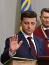 Zelensky sworn in as Ukrainian president