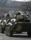 Number of Russian tanks near border with Ukraine has tripled - Poroshenko
