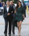 George Clooney jokes he 'got nothing' from wife Amal for his 58th birthday...