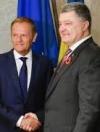 Tusk, Poroshenko at Ukraine-EU mini-summit discuss cooperation priorities for next 5 years
