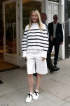 Gwyneth Paltrow embraces an androgynous look at Notting Hill Goop