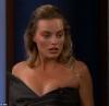 Margot Robbie, Brad Pitt and Leonardo DiCaprio use Jimmy Kimmel Live