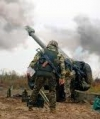 Russian-led armed formations fire 85 mortars and shells into Ukrainian troops in Donbas