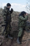 Militants launched 53 attacks on Ukrainian troops in Donbas in last day