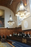International Court of Justice holding public hearings in Ukraine v. Russia case