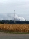 Fire at ammo depot in Chernihiv region extinguished