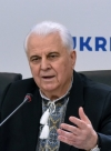 Kravchuk agrees to head Ukrainian delegation to TCG
