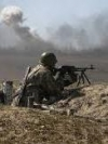 Ukrainian troops come under mortar fire in Donetsk region