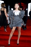 British Fashion Awards 2019: Iris Law shows off her quirky sense of style