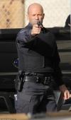 Post Malone goes guns blazing during intense shoot out with Josh Hartnett