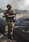 Eight Ukrainian soldiers wounded in Donbas in last day